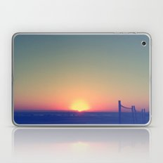 Distant Sunset Laptop & iPad Skin