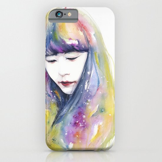 lime nights iPhone & iPod Case
