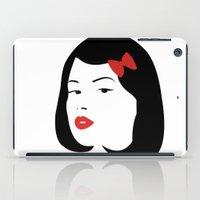 Girl #4 iPad Case