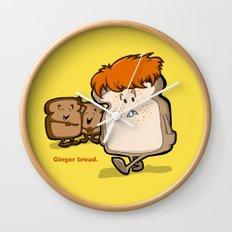 Ginger Bread Wall Clock