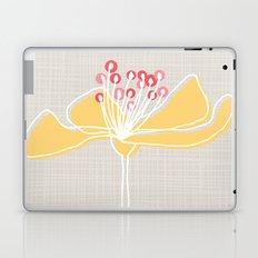 Cherry Blossom: Stone Laptop & iPad Skin