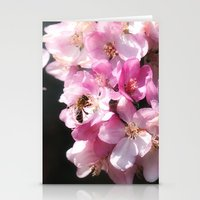 The Taste Of Spring Stationery Cards
