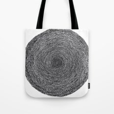 Darker Circle Tote Bag