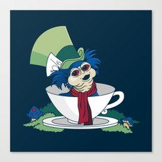 A Nice Cup of Tea Canvas Print