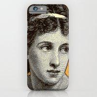 Seductress Orange iPhone 6 Slim Case