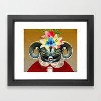 Koc Framed Art Print