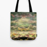 Head In The Clouds By De… Tote Bag