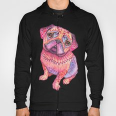 Pugberry Hoody