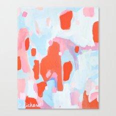 Color Study No. 11 Canvas Print