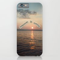 There Will Always Be Tomorrow iPhone 6 Slim Case