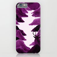 iPhone & iPod Case featuring 映山红/Azalea by i am gao