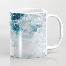 sea - midnight blue storm Mug