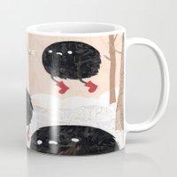 Mr. Furry Pants Mug