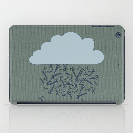 IT'S RAINING BLADES iPad Case