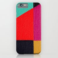 Red Triangle iPhone 6 Slim Case