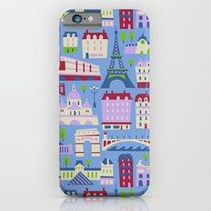 J'adore Paris iPhone 6s Slim Case