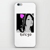 Love Tokyo iPhone & iPod Skin
