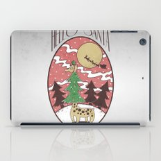Hello Santa iPad Case