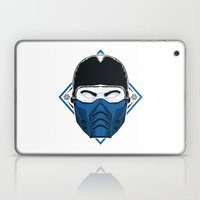 SubZero Laptop & iPad Skin