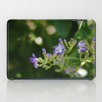 Purple Flower iPad Case