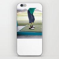 Golf Swing iPhone & iPod Skin
