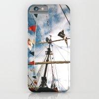 Pirate Ship iPhone 6 Slim Case