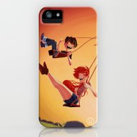 iPhone & iPod Case featuring With You by Animatorlu