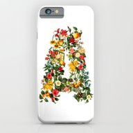A Flower iPhone 6 Slim Case