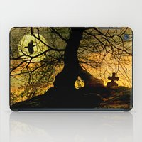 A mysterious place iPad Case