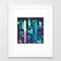 cryxxstyllz Framed Art Print