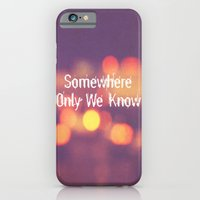 iPhone & iPod Case featuring Somewhere II by Rachel Burbee