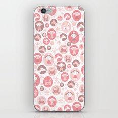 Happy Princess iPhone & iPod Skin