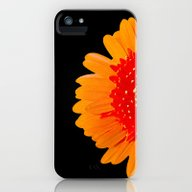 ORANGE GREETING iPhone (5, 5s) Slim Case