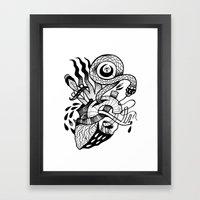 HEARTHOLOGY Framed Art Print
