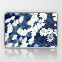 Flowers On A Cool Brookl… Laptop & iPad Skin