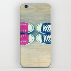 You + Me iPhone & iPod Skin