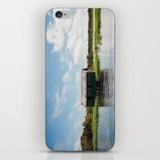 House on Water iPhone & iPod Skin