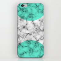 Marble Texture iPhone & iPod Skin