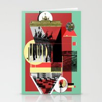 Berlin. Stationery Cards