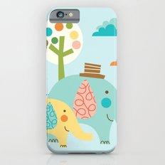 Jungle Ellies iPhone 6 Slim Case