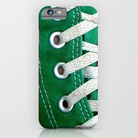 iPhone & iPod Case featuring eyelets / iphone design by bsvc
