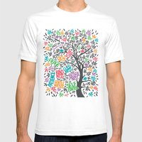 The Fruit Of The Spirit (II) Mens Fitted Tee White SMALL