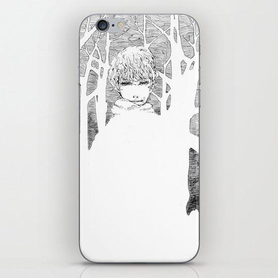 wanderland iPhone & iPod Skin