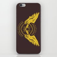 Castiel's Heavenly Honey iPhone & iPod Skin