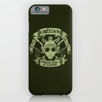 Greedo's Shooting Academy - Star Wars iPhone 6 Slim Case
