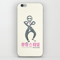 Oppa iPhone & iPod Skin