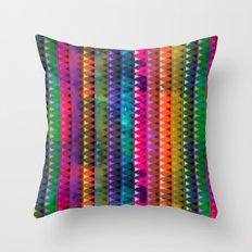 Mexicali Throw Pillow