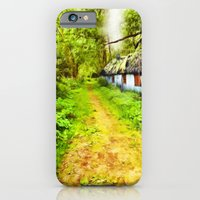 Woodsman's Cottage iPhone 6 Slim Case