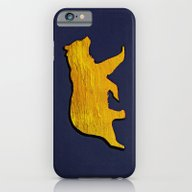 Golden Bear iPhone 6 Slim Case