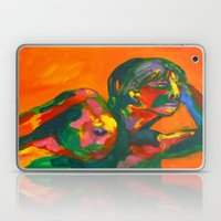 Fauvism Female Laptop & iPad Skin